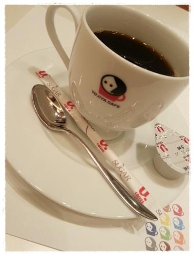 よーじやカフェ コーヒー