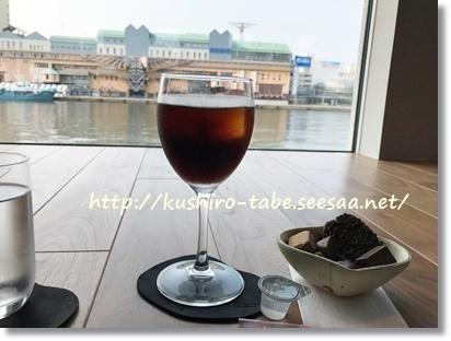 釧路倶楽部 アイスコーヒー