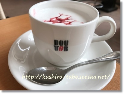 ドトールコーヒー ホワイトショコラ・ストロベリー