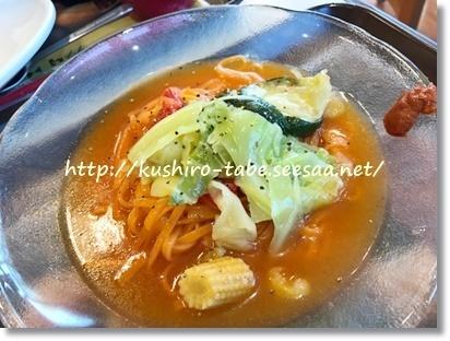 ベジ涼風麺 ミスド
