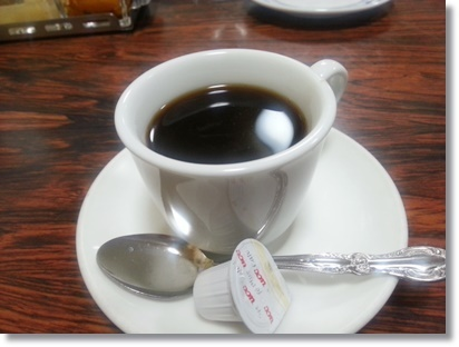 からす亭 コーヒー
